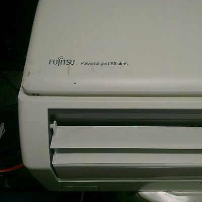 Fujitsu 7.4 kw cooling ,8.5kw heating Split System Air Conditioner