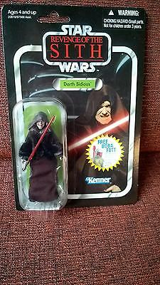 Star Wars Vintage Collection VC12 DARTH SIDIOUS