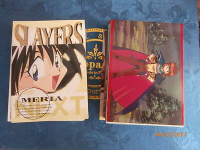 SLAYERS LOT of 76 Trading Anime Cards