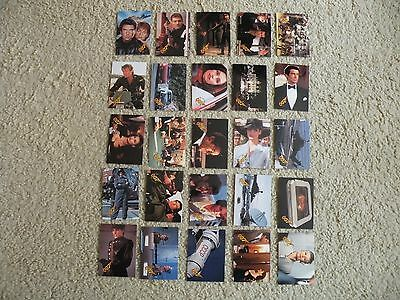 James Bond 007 Goldeneye Set 90 cards Pierce Brosnan Izabella Scorupco