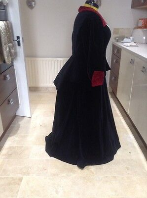 victorian day suit