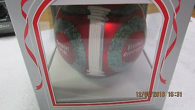 Ronald Reagan Presidential Christmas Ornament Limited Hand Painted