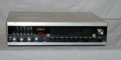 Dual CR 50 HiFi Receiver - Vintage Stereo-Receiver Dual CR 50