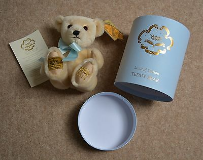Royal Baby 2013 - Limited Edition Teddy Bear - Hrh Prince George Of Cambridge