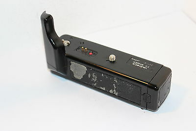 YASHICA FX WINDER for YASHICA FX SERIES FILM SLRs , WORKING .
