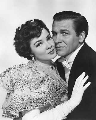 Kathryn Grayson and Howard Keel UNSIGNED photo - H4553 - Lovely to Look At