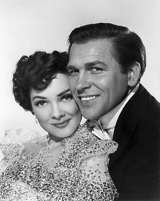 Kathryn Grayson and Howard Keel UNSIGNED photo - H4555 - Lovely to Look At