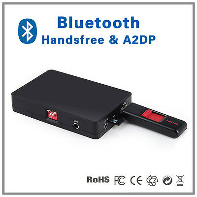 Bluetooth USB SD AUX ADATTATORE-Fiat Idea Multipla Stilo Strada VIVAVOCE