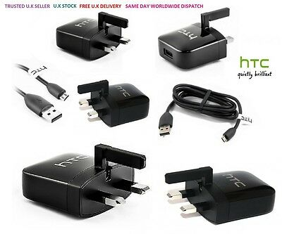 Genuine TCP800 Charger For HTC One M9 M8 M7 One Mini 2 Desire 500 600 610 626