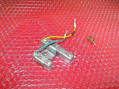 PGO Rodoshow 50cc,, Lighting Resistors, Came From a 2006 Model.