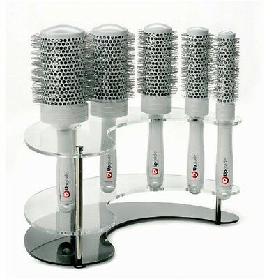 N.S.I. Brush - Spazzola Termica Nano-Silver-Ionic Technology - Upgrade
