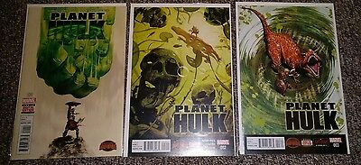 Planet Hulk (Secret Wars) 1-5