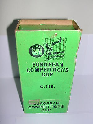 Subbuteo Accessories - C118 European Competitions Cup (Boxed)