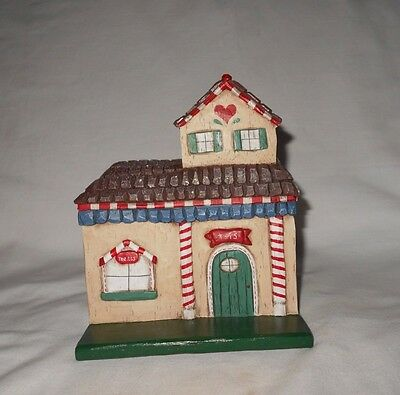 """Toy Shop Figurine       Midwest Of Cannon Falls       6 5/8 """" Tall       New"""