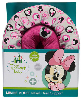 Minnie Mouse Infant Head Support