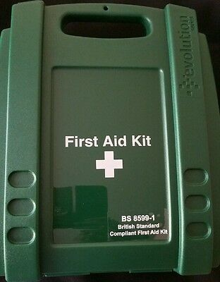 Safety First Aid K3031MD BSI First Aid Kit - Medium to High Hazard New