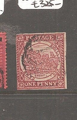 New South Wales 1850 SG 8 VFU (3ccn)