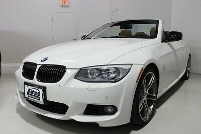 2013 BMW 3-Series Base Convertible 2-Door 2013 BMW 3 Series 335is Convertible 6-Speed Manual!RARE,Loaded!1-Owner16K Miles