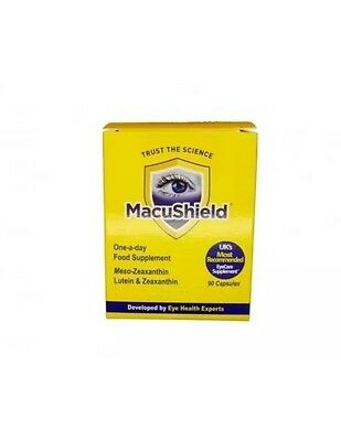 NEW MACUSHIELD ONCE A DAY FOOD SUPPLEMENTS 90 DAY'S SUPPLY - 3 MONTH  new/sealed