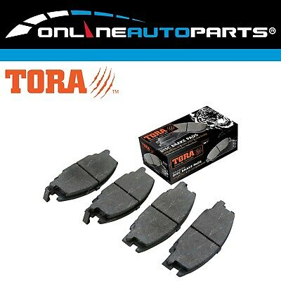 Front Disc Brake Pads Set Holden Rodeo 2x4 4x4 1988-1998 TF TFR TFS Ute