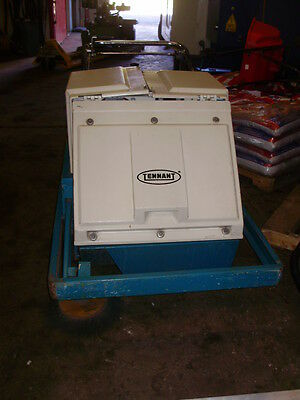 Tennant/Yale Walk Behind Sweeper Model 186, 24V with internal charger