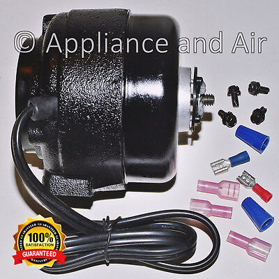800402 TRUE Condenser Evaporator Fan Motor GDM-12F 23-2 23-F TBB - ships TODAY!