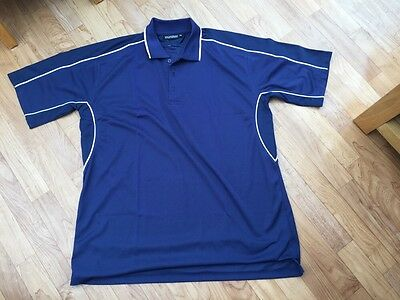 MUNSHINI Sports Polo/Sports Shirts XXL NAVY