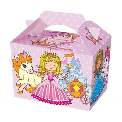 Wholesale Job Lot 150 Cartoon Princess Food Boxes *Party *Boys *Girls