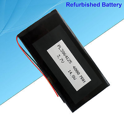Rechargeable Polymer Lithium Battery For Android Tablet 4000 mAh /3.7V