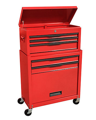 Portable Rolling Garage Tool Box Toolbox Chest New Storage Cabinet Drawer Cart