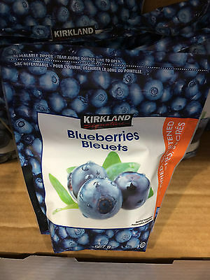 Kirkland Signature™ Whole Dried Blueberries 567g / Bag