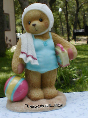 Janice RARE Convention Cherished Teddies BNIB You Suit Me Perfectly