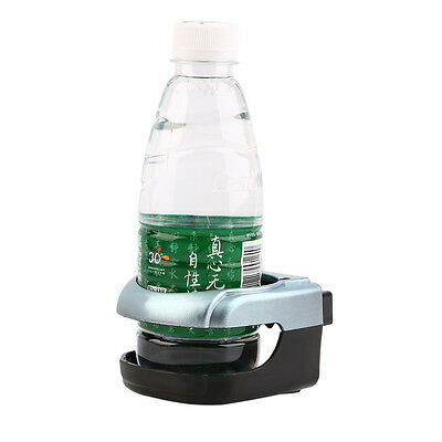 Auto Car Air Vent Bottle Can Coffee Drinking Cup Holder Bracket Mount Tray DY