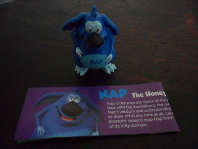 Yowie Yowies US Series 2 * BRAND NEW, * NAP * + PAPERS