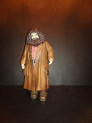 "Rubeus Hagrid Figurine 9"" Action Figure Warner Bros Harry Potter"