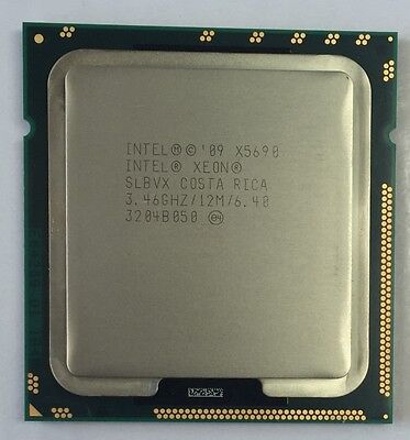 Intel XeonX5690 3.46GHz 6 Core 1333MHz CISCO UCS C250 M2 CPUProcessor w/Heatsink
