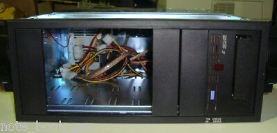 IBM 8766-4UX Storage Enclosure Case with LTO 3 tape Drive