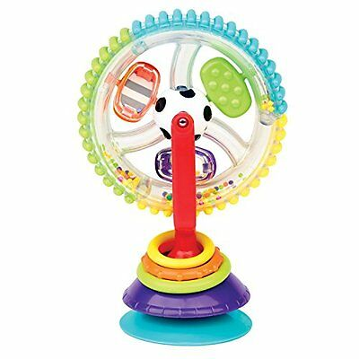 Developmental Toy For Baby Babies Infant Toddler Activity Wheel Educational New
