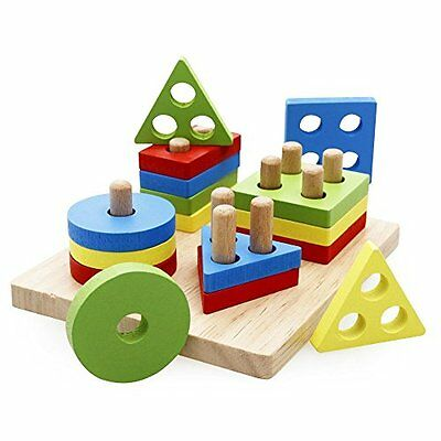 Developmental Toys For Kids Baby Educational Activity Toy Infant Toddler NEW