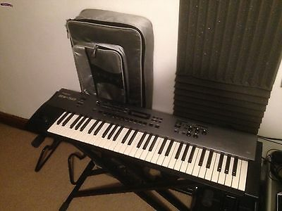 Roland RS-50 MIDI Synth / Synthesiser Keyboard Piano - PLEASE READ DESCRIPTION