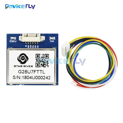 New VK2828U7G5LF GPS Module Antenna TTL 1-10Hz with FLASH Flight Control Model