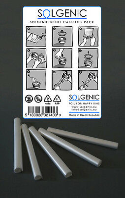 50M Solgenic Refill Foil For Sangenic Tommee Tippee & Angelcare Cassettes