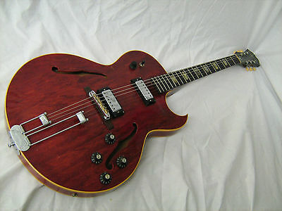 1969 EPIPHONE SORRENTO - made in USA by GIBSON