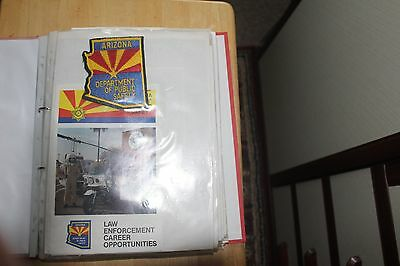 Shoulder Patch from Arizona DPS State Shape