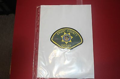 Shoulder Patch from Emery County Sheriff Department Utah