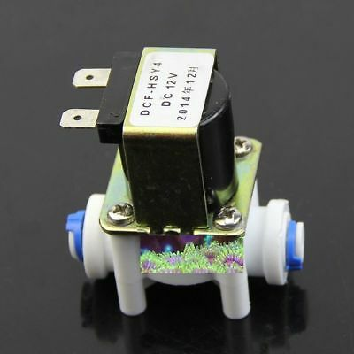 12v Solenoid Valve for Auto Top Up RO System Float switch Marine Aquarium ATU