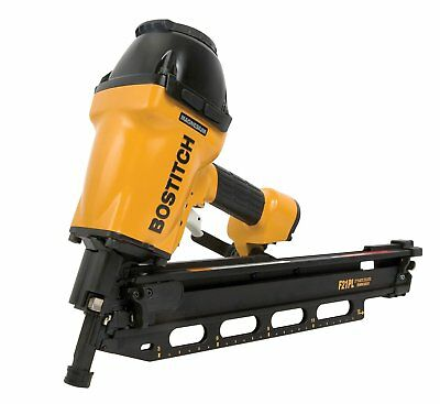 "Bostitch 21 Degree 3 1/2"" Plastic Collated Framing Nailer F21PL2"