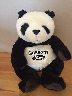 """10"""" cute soft gordons fords  keel toys  panda  bear soft toy advertising product"""