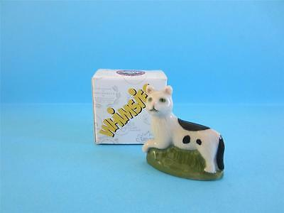 Wade Standing Cat Whimsies Set 8, 2006 *discontinued* Hard To Find Mint