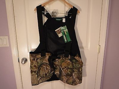 REMINGTON Camo Camouflage Strapped Turkey Vest Realtree XL / 2XL